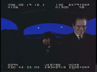 ���� � ������ 2 / Men In Black 2 (Bloopers)